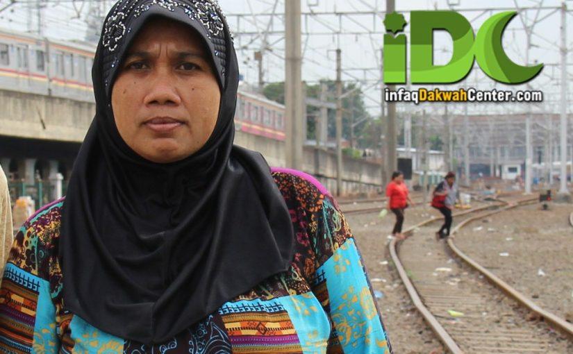 Muslimah Taat Hidup di Kampung Kumuh & Rawan Kristenisasi Butuh Modal Usaha Rp 3 Juta, Ayo Bantu!