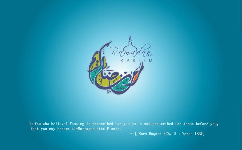 9 Persiapan Menyambut Ramadhan