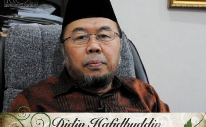 Ramadhan dan Kesadaran Berzakat