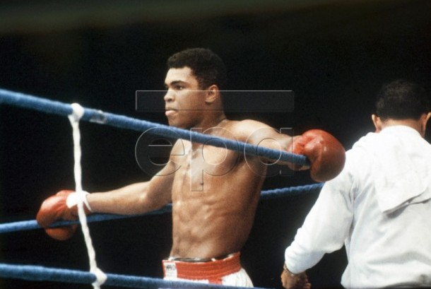 Muhammad Ali: Allah The Greatest!