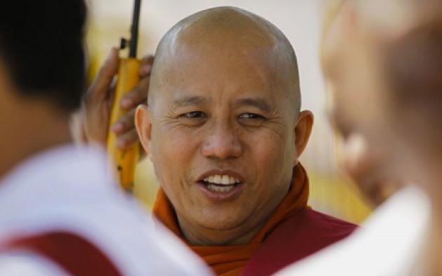 Pidato Biksu Ashin yang Memicu Kebencian pada Muslim Rohingya