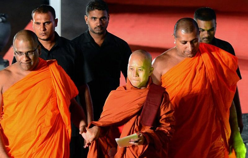 Inilah Gembong Genk Teroris Buddha Myanmar