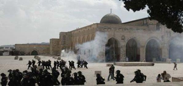 Masjid Al-Aqsha Kembali Diserbu Ekstrimis Yahudi