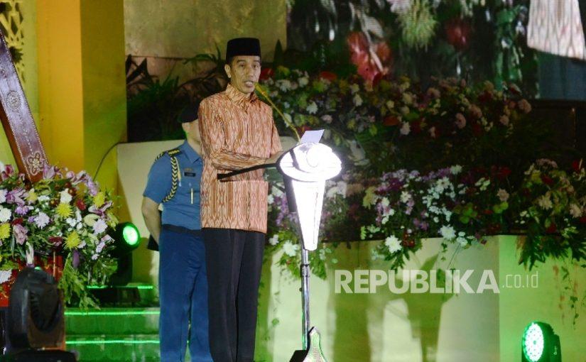 Jokowi Ingin MTQ Mampu Bumikan Alquran