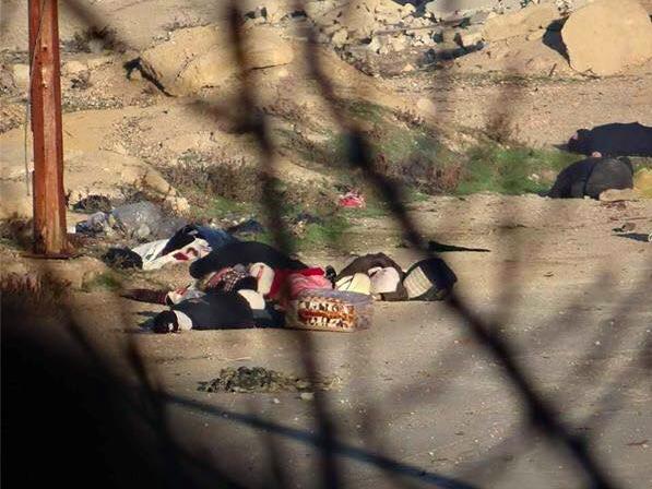 Pasukan 'Sniper' Assad Tipu dan Bantai Wanita dan Anak-anak di Ghouta