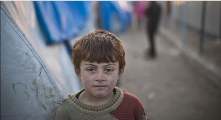Menyedihkan, anak-anak Suriah hidup hanya untuk menunggu giliran dibunuh