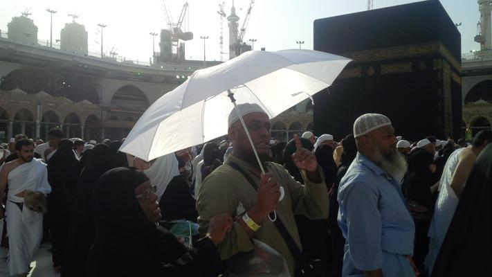 Jutaan Jamaah Calon Haji Berkumpul, Ini Tips Tak Tersesat di Masjidil Haram