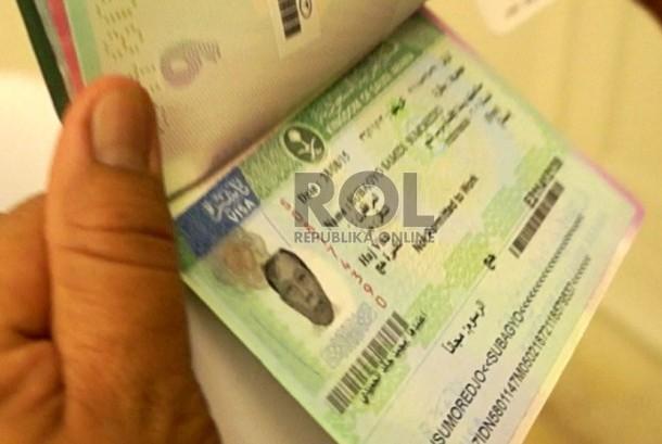 Visa Telat di Tiga Provinsi