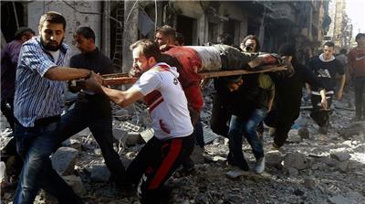 Rumah Sakit Aleppo Kembali Jadi Sasaran Serangan Udara Rezim dan Rusia
