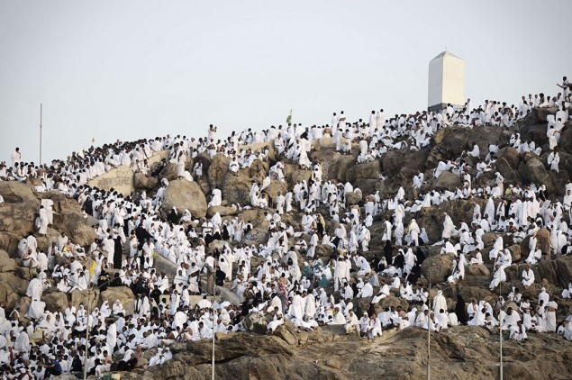 Jabal Rahmah dan Sepenggal Kisah Perjumpaan Adam Hawa