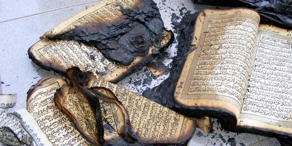 Bagaimana Atasi Quran Rusak, Dibakar atau Dikubur?