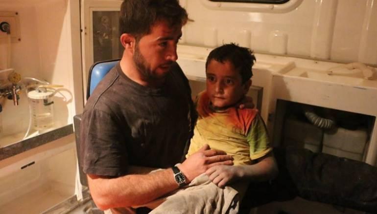 Satu Keluarga Tewas di Provinsi Idlib Akibat Serangan Bom Basyar Assad