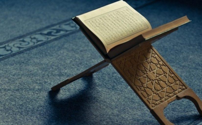 Tidak Boleh Menyentuh Al Quran Kecuali Orang yang Suci