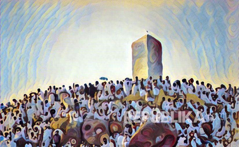 Di Jabal Rahmah, Sang Malaikat Berjanji tak Kembali