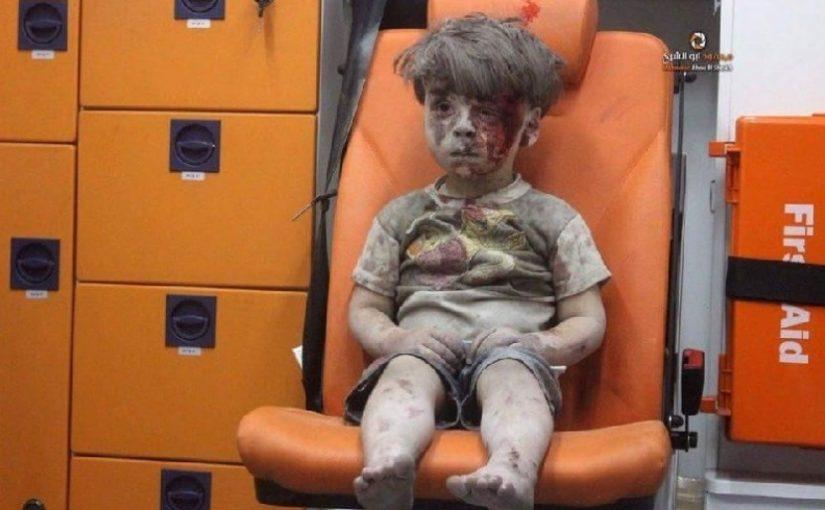 Kakak Bocah Suriah tak Tertolong