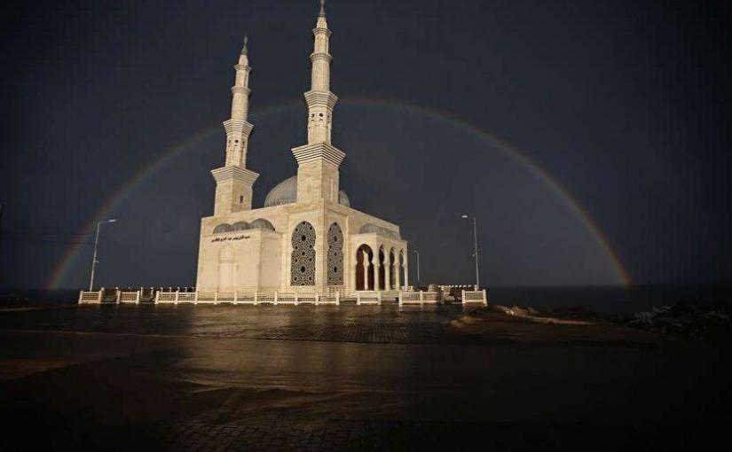 Ini Kata Imam Masjid di Gaza Setelah Menerima Bantuan Muslimin Indonesia