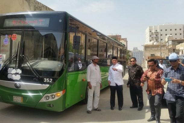 Jamaah Haji Indonesia Puas dengan Layanan Haji 2016