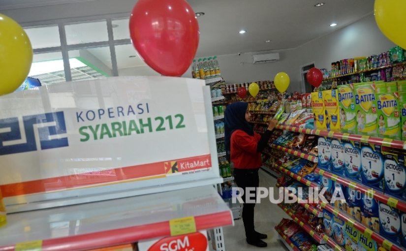 2017, Koperasi Syariah 212 Targetkan Bangun 200 Kita Mart