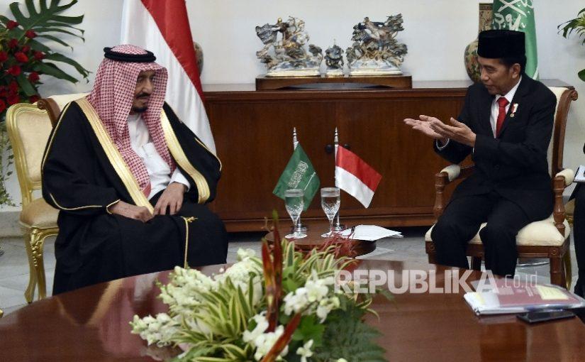 Hari Ini Raja Salman Tinggalkan Bali Menuju Jepang