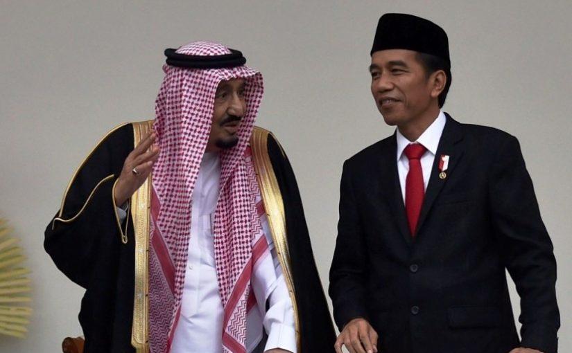 Raja Salman Tanyakan Cucu Bung Karno, Puan Maharani Merapat