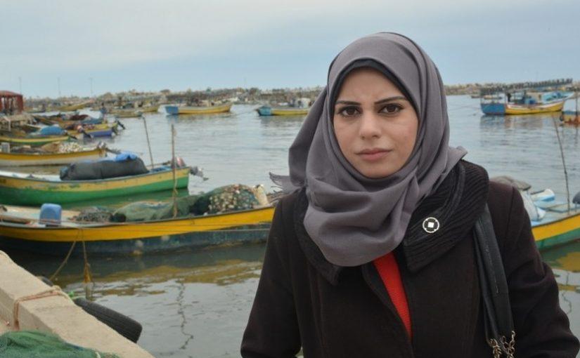Para Perempuan Perkasa di Gaza