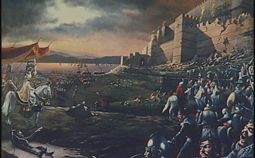 29 Mei, Mengenang Jatuhnya Konstantinopel ke Tangan Umat Islam