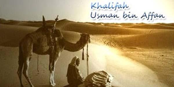 Khalifah Utsman, Sang Pemilik Dua Cahaya Nabi SAW