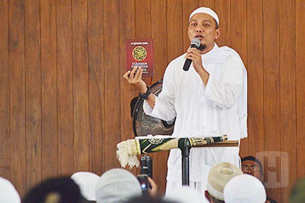 Tanda-tanda Puasa Diterima Allah Menurut KH Arifin Ilham