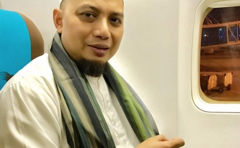 Sopir Ustaz Arifin Ilham Wafat