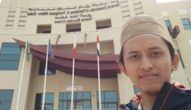 Pria Ini Naik Haji Jalan Kaki dari Pekalongan ke Mekah