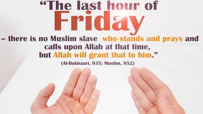Manfaatkan Hari Jumat Sebaik-baiknya,…