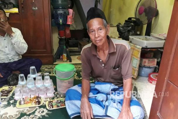 Maksum, Tukang Becak yang Akhirnya Naik Haji