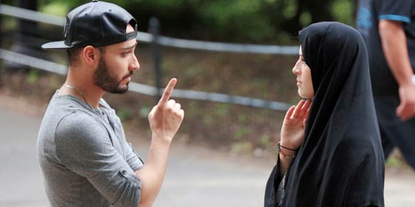 Wanita jangan Bicara Lembut ke Lelaki Bukan Mahram