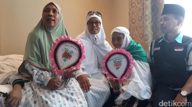 Menengok Baiq Mariah, Jemaah 104 Tahun asal NTB yang Mendunia