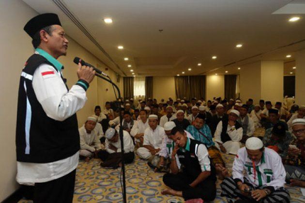 18 Ribu Lebih Jamaah Tiba di Makkah, Ini Tips Jaga Kesehatan