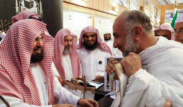 Syeik al Sudais: Musim Haji bukan Tempat untuk Berpolitik
