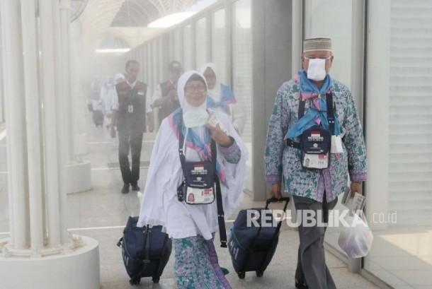 Jamaah Diminta Waspadai 'Batuk Haji'