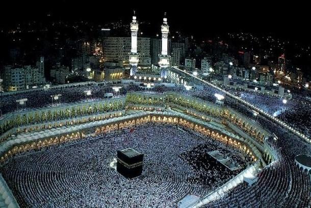 Info Haji 2017: Tukang Becak Maksum Terkagum Telah Sampai di Tanah Suci
