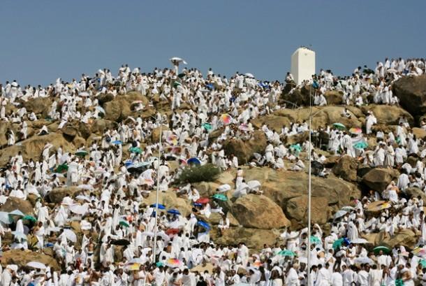 Info Haji 2017: Ini Tips yang Perlu Diperhatikan Saat Wukuf Arafah