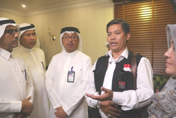 Catat, 27 Agustus Katering di Makkah Berhenti Sementara