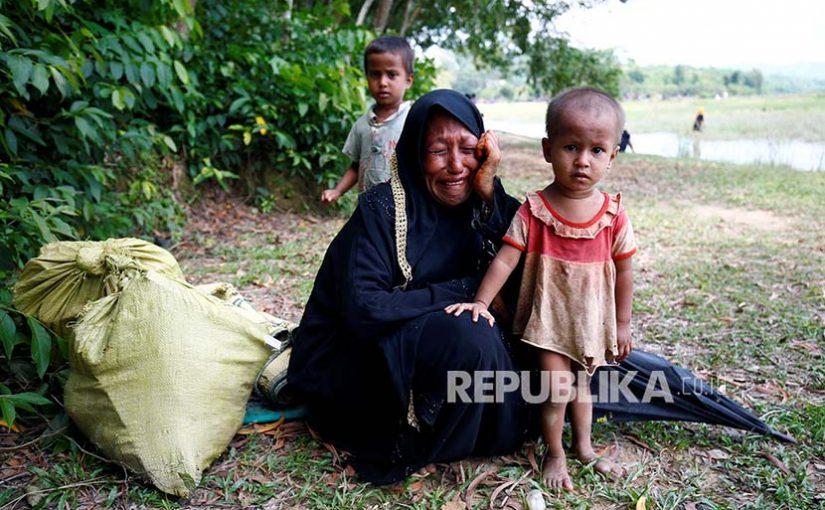 Indonesia Dinilai Punya Modal Kuat untuk Bantu Rohingya
