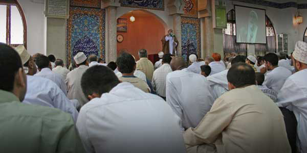 Doa Saat Imam Duduk Antara Dua Khutbah dan Shalawat pada Hari Jumat