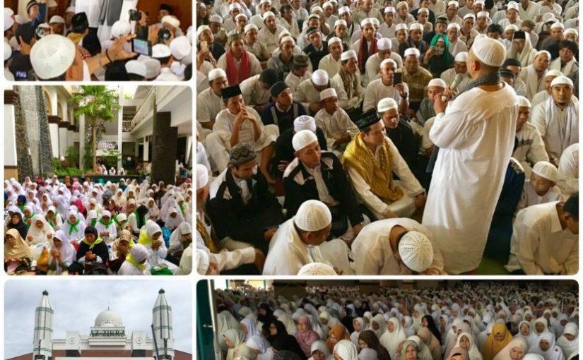 Jumlah Mualaf Az-Zikra Genap 670 Orang