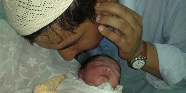 Faedah Azan terhadap Bayi yang Baru Dilahirkan