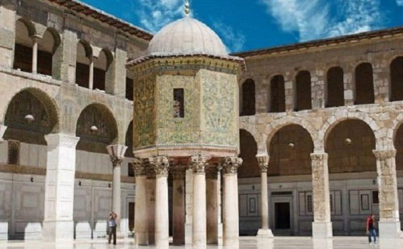 Syam, Saksi Kegemilangan Islam
