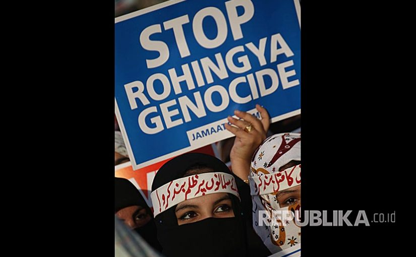 Rohingya adalah Kita