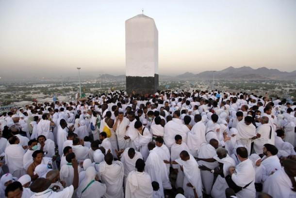 Berkumpul di Jabal Rahmah (2-Habis)