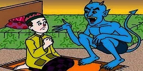 Langkah Kedua Setan Sesatkan Manusia