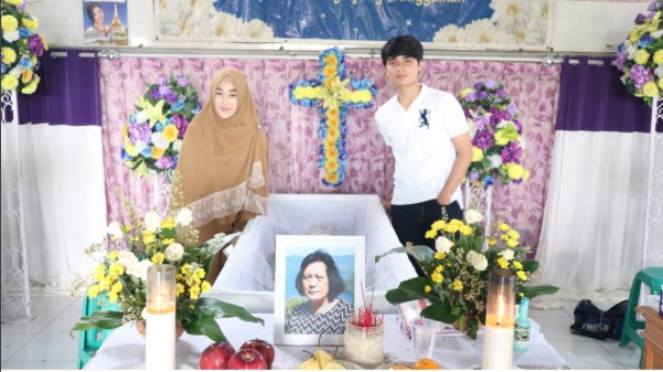 Ketika Alvin Arifin Ilham Melayat ke Non Muslim