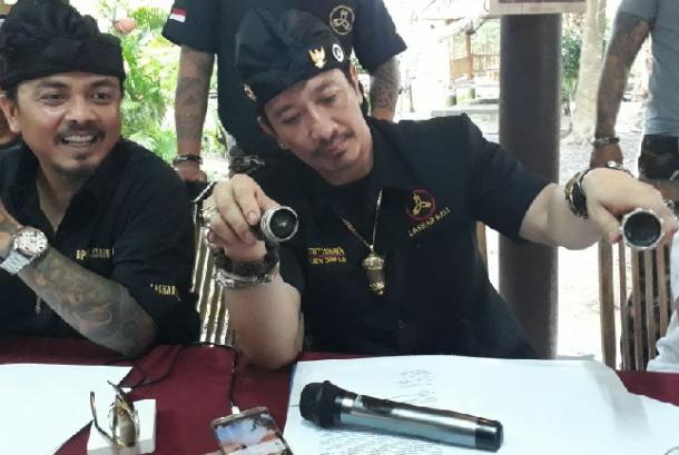 Laskar Bali Minta Maaf pada Muslim Riau Atas Perlakuan ke Ustaz Somad